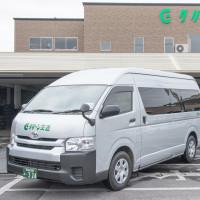 TOYOTA HIACE Grand Cabin (9 seated Jumbo Taxi)