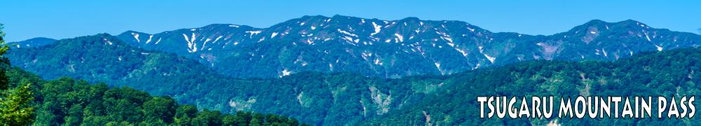 白神山地バナー